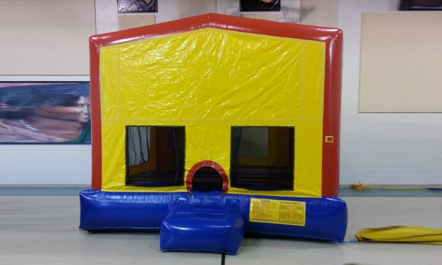 Large Modular Moon Bounce