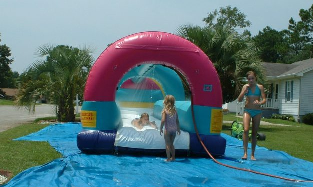 Plain Slip & Slide